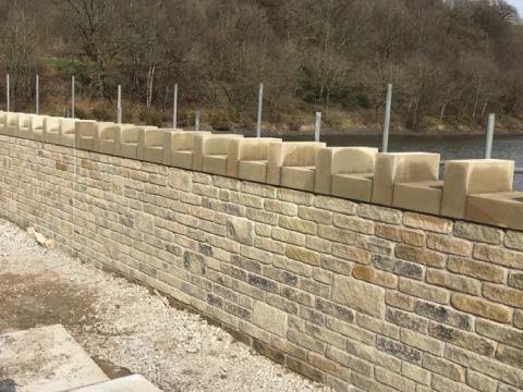 Teggsnose IR Wave Wall